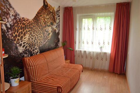 Пpoдам 3х комнатную квартиру в п.Строитель д.7 - Фото 1