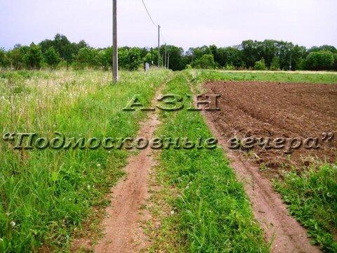 Волоколамское ш. 45 км от МКАД, Бужарово, Участок 15 сот. - Фото 3