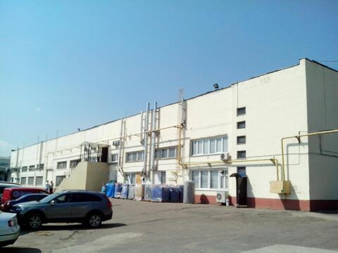Производственное специализированное здание складов, торговых баз, баз - Фото 1