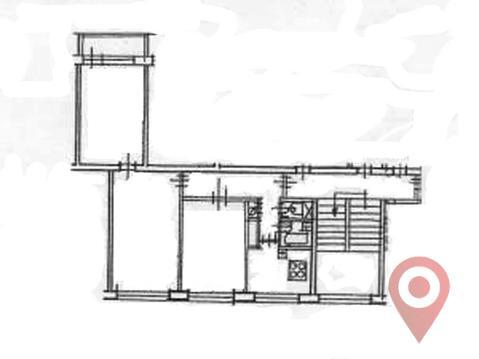 Объявление №44127639: Продаю 3 комн. квартиру. Санкт-Петербург, ул. Брянцева, 12,