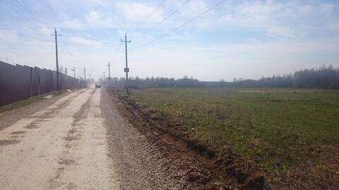 Участок 1,5 га земли промышленности в д. Морозово, 40 км от МКАД - Фото 4