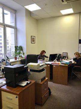 Аренда офиса в Москве, Рижская Парк культуры, 245 кв.м, класс B+. м. . - Фото 4