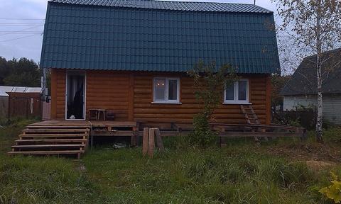 Продается дом 108м2 на участке 7 сот, Москва, Калужское ш, 55 км - Фото 3
