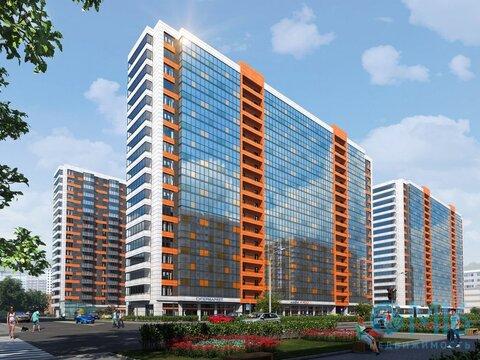 Продажа 1-комнатной квартиры 45.06 м2 в Московском районе - Фото 3