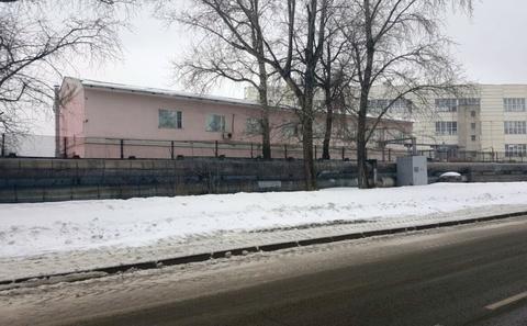 Продажа производственно-складского комплекса 2500 м2 на 1-й Фрезерной - Фото 1