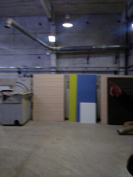 Производственное помещение 1000 кв.м. - Фото 5