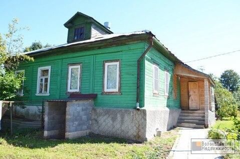 Полдома на участке 7сот в селе Ярополец - Фото 1