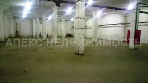 Аренда помещения пл. 500 м2 под склад, офис и склад м. Каширская в . - Фото 1