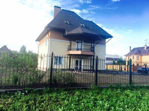 Дом с отделкой под ключ с видом на озеро. Киевское ш. 23км - Фото 3