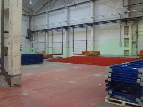 Аренда под склад производство 4200 кв.м. Без комиссии - Фото 1