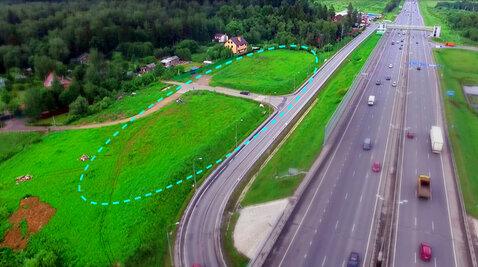 Земельный участок, Киевское ш, 28 км от МКАД, Апрелевка. Продается .