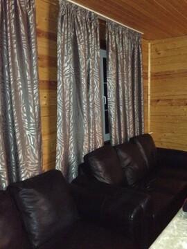 Деревянный коттедж на компанию до 15 человек в Ганусово - Фото 3