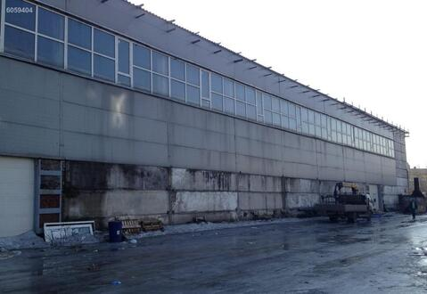 Помещение под склад 5184 кв. м, м. Печатники - Фото 1