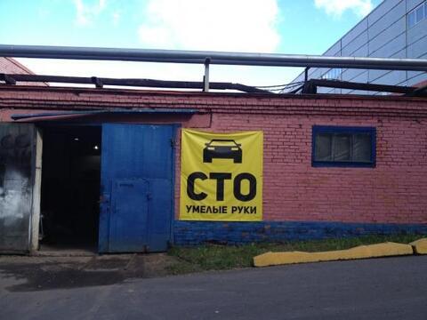 Сдается отапливаемое произв-складское помещ-сто на 1эт,180м2 - Фото 1
