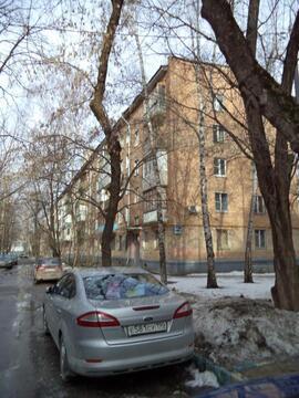 Продам 1-к квартиру, Москва г, Нагатинская набережная 64к1 - Фото 1