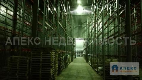 Аренда помещения пл. 580 м2 под склад, производство Ивантеевка . - Фото 1