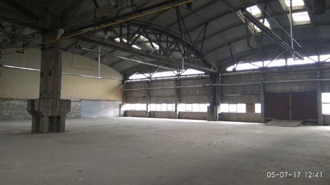 Сдается хол. склад, на ул. Софийская, 1795м2, 2эт, Можно делить частям - Фото 3
