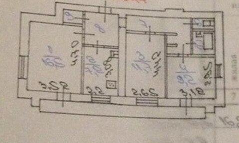 Продажа 3-к квартиры в кирпичном доме по адресу: Спортивная 8 - Фото 2
