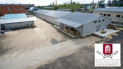 Сдается в аренду производственно-складское помещение 1200 кв.м. - Фото 1