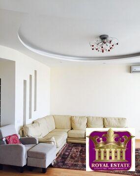 Сдам 3-х комнатную просторную 120 м2 квартиру с евроремонтом - Фото 3