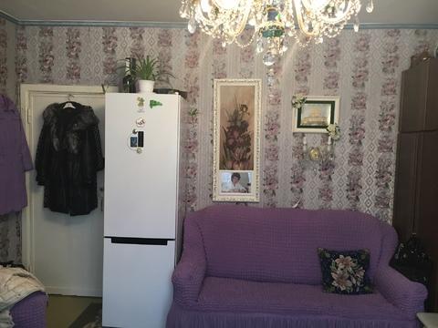 Большая уютная с балконом 18 м комната в 3 к.квартире - Фото 3