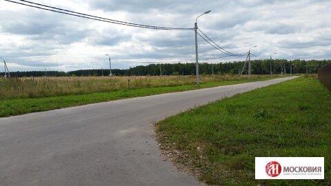 Земельный уч. 12 соток ИЖС, Н.Москва, 25 км от МКАД, Варшавское шоссе - Фото 3