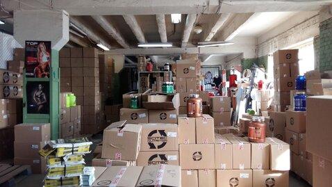 Отапливаемый склад, расположенный на 2-ом этаже складского здания - Фото 1