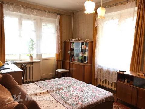 Продажа квартиры, м. Парк культуры, Ул. Бурденко - Фото 2