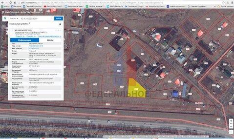 Продажа участка, Новостройка, Кемеровский район, Шоссейная - Фото 1