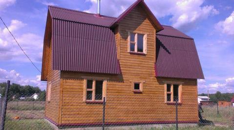 Продается 2х этажная дача 100 кв.м. на участке 8 соток - Фото 1