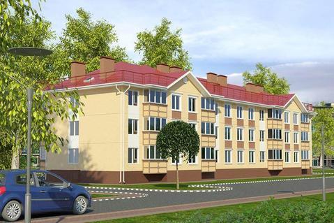 Квартира 1 комнатная в новостройке - Фото 1