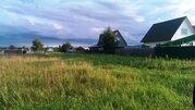Участок 8 сот с газом в дер. Соболево, 56 км по Егорьевскому ш. - Фото 2