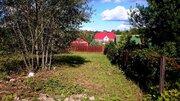 Земельный участок 10 соток около д. Сырково, Пятницкое ш. 55 км. - Фото 2