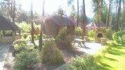 Эксклюзивный коттедж в сосновом лесу на берегу водохранилища - Фото 1