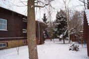 Жилой брусовой дом с баней и бассейном на лесном участке - Фото 4