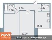 Продажа квартиры, м. Новочеркасская, Свердловская наб. - Фото 1