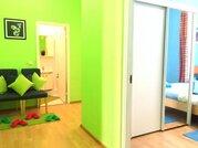 1 500 руб., Квартира по лучшим ценам!, Квартиры посуточно в Донецке, ID объекта - 316107938 - Фото 1