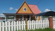 2х эт Дом 100 м2 на участке 6 соток ПМЖ 45 км от МКАД по Новорязанском - Фото 1