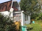 18 соток под ПМЖ с домиком и баней в деревне Зачатье Можайского района - Фото 3