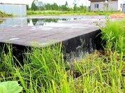 Участок с плитой под дом рядом с Гатчиной - Фото 3
