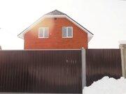 Дом 140 кв.м. (пеноблоки обложен кирпичом). Земельный участок 8 соток.
