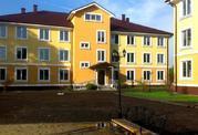 Однокомнатная квартира 38,6 м2 п. Дубки - Фото 4