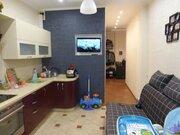 1 комнатная квартира 49 кв.м. Евроремонт - Фото 5