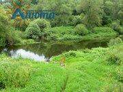 Участок на границе с Московской областью деревне Орехово. - Фото 1