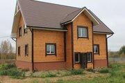 Продается дом 300 м2 с участком 22 сотки в д. Фенино, Раменский район. - Фото 1