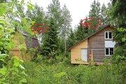 Продам рубленный новый дом(не дострой) в Лужском районе - Фото 1