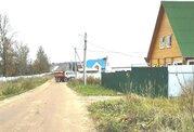 Земельный участок в ДНП Деулино, Сергиево-Посадский район - Фото 4
