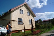 Дачный дом в поселке рядом с озером, Продажа домов и коттеджей Захарово, Киржачский район, ID объекта - 502932214 - Фото 25