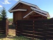 Коттедж 120 м и баня на 18 сотках в деревне 65км от МКАД - Фото 5