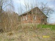 Экслюзив! Продается участок 25 соток с домом в деревне Асеньевское.ПМЖ